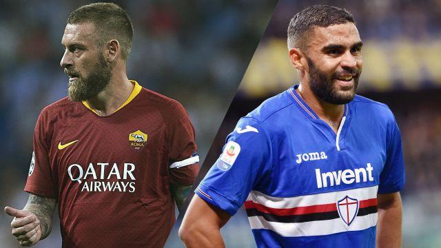AS Roma vs. Sampdoria (Serie A)
