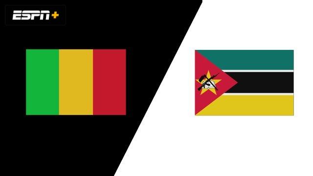 Mali vs. Mozambique (Third Place) (FIBA Women's Afrobasket)