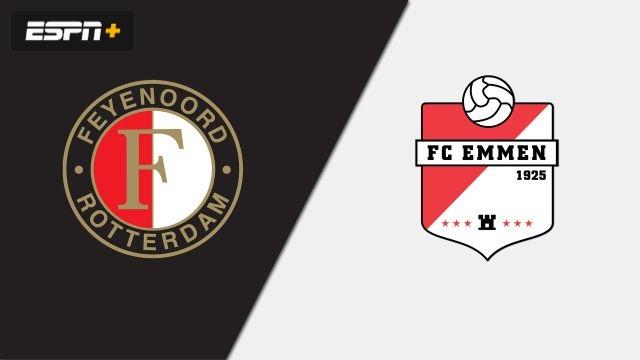 Feyenoord vs. FC Emmen (Eredivisie)