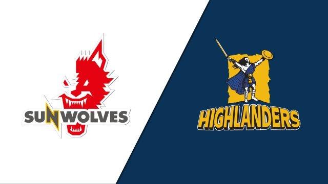 Sunwolves vs. Highlanders