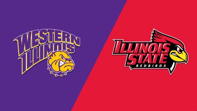 Western Illinois vs. Illinois State (Football)