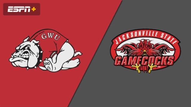 Gardner-Webb vs. Jacksonville State (Baseball)