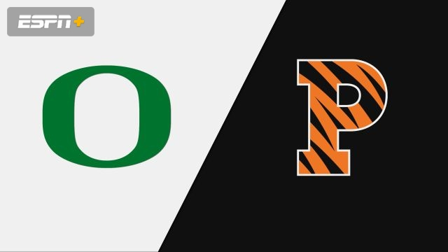 #14 Oregon vs. Princeton (W Volleyball)