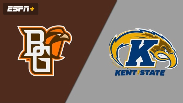 Bowling Green vs. Kent State (M Basketball)