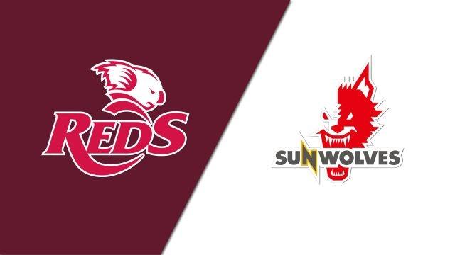 Reds vs. Sunwolves