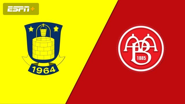 Brondby IF vs. AaB (Danish Superliga)