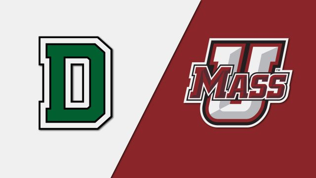 Dartmouth vs. UMass (M Soccer)