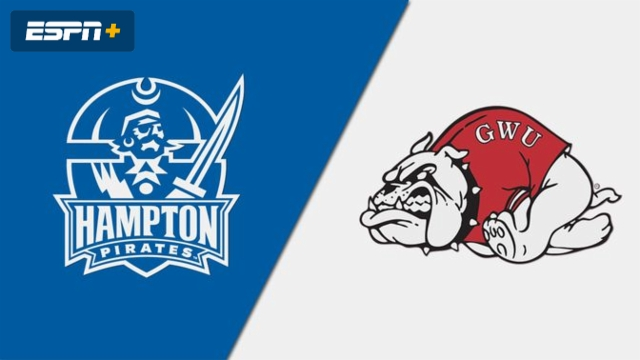 Hampton vs. Gardner-Webb (M Basketball)
