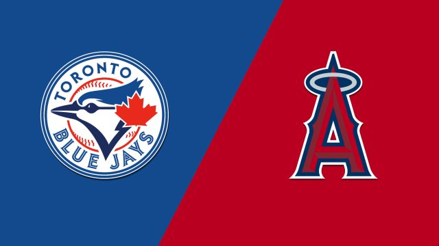 Toronto Blue Jays vs. Los Angeles Angels