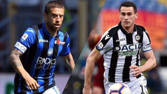 Atalanta vs. Udinese (Serie A)