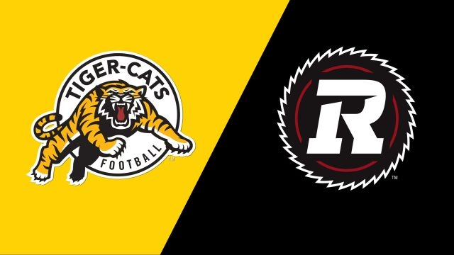 Hamilton Tiger-Cats vs. Ottawa Redblacks (Canadian Football League)