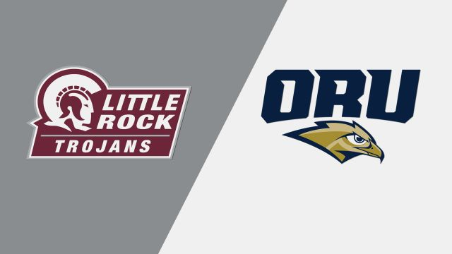 Little Rock vs. Oral Roberts (Baseball)