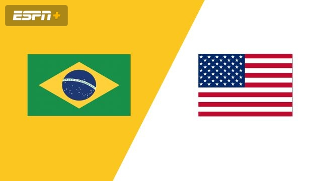 Brazil vs. USA (Group Phase)