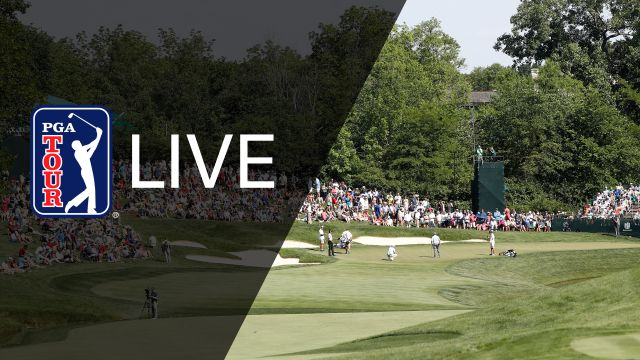 the Memorial Tournament presented by Nationwide - Featured Groups - Day 1