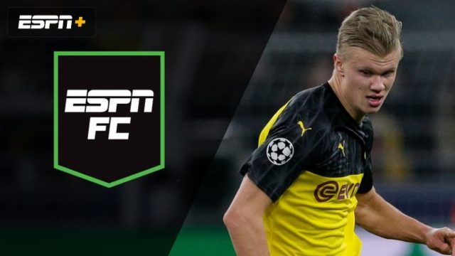 Tue, 2/18 - ESPN FC: Champions League returns