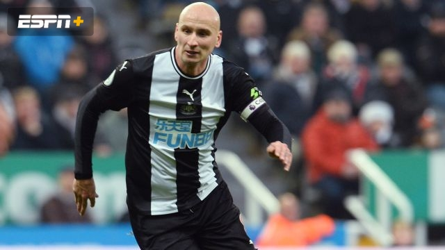 Newcastle United vs. Oxford United (4th Round) (FA Cup)