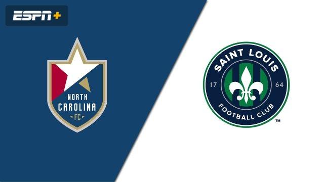 North Carolina FC vs. Saint Louis FC (USL Championship)