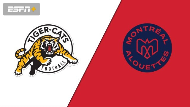 Hamilton Tiger-Cats vs. Montreal Alouettes (Canadian Football League)