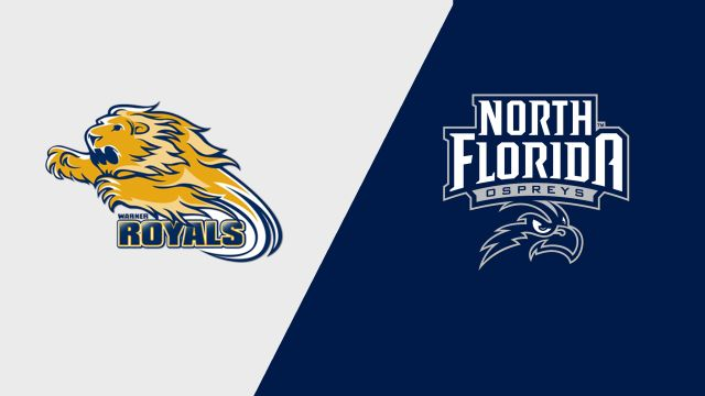 Warner vs. North Florida (W Basketball)