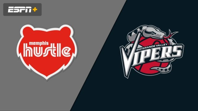 Memphis Hustle vs. Rio Grande Valley Vipers