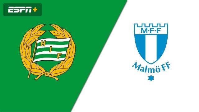 Hammarby IF vs. Malmo FF (Allsvenskan)