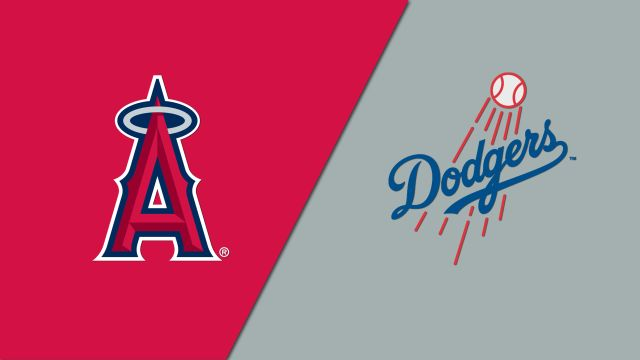 Los Angeles Angels vs. Los Angeles Dodgers