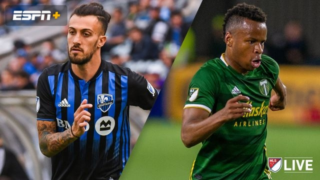 Montreal Impact vs. Portland Timbers (MLS)