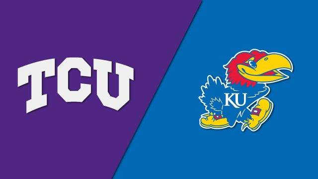 TCU vs. Kansas (W Volleyball)