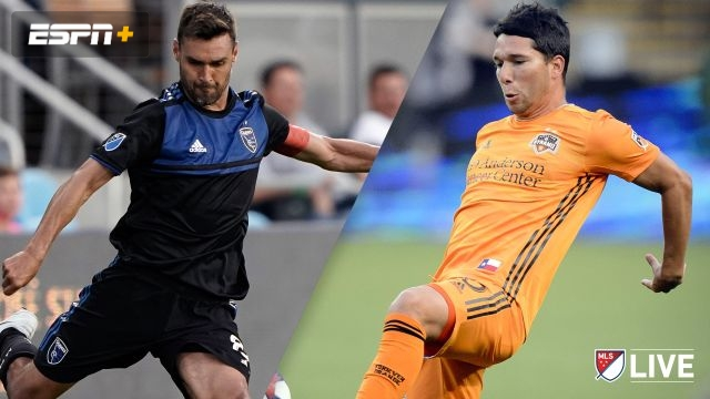 San Jose Earthquakes vs. Houston Dynamo (MLS)