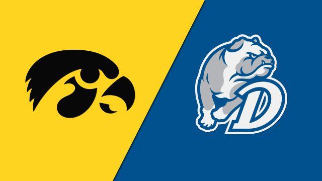 Iowa vs. Drake (W Basketball)