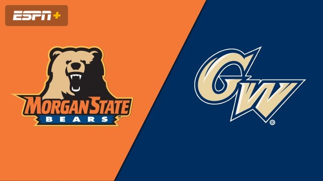 Morgan State vs. George Washington (M Basketball)