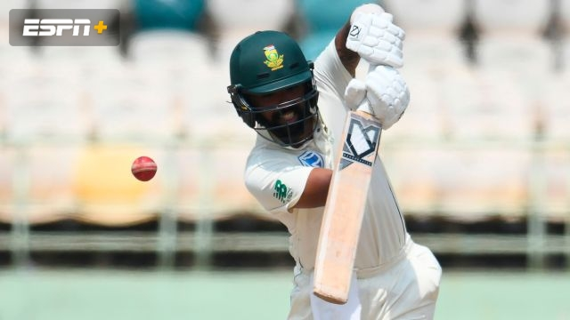India vs. South Africa (2nd Test - Day 3)