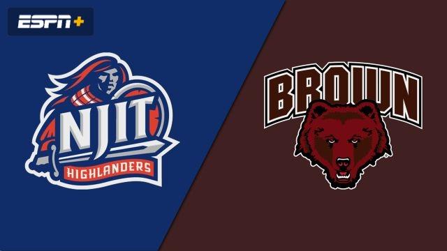 NJIT vs. Brown (M Basketball)