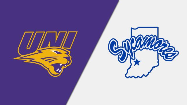Northern Iowa vs. Indiana State (W Volleyball)