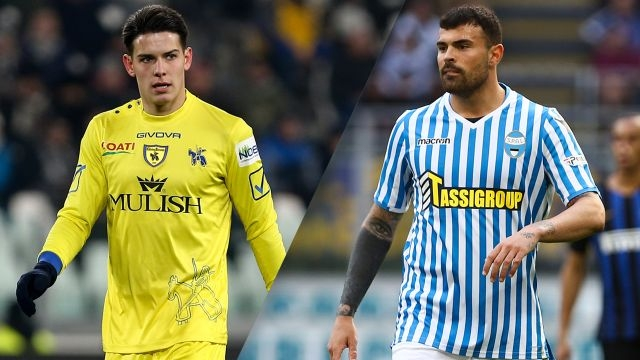 Chievo vs. SPAL (Serie A)