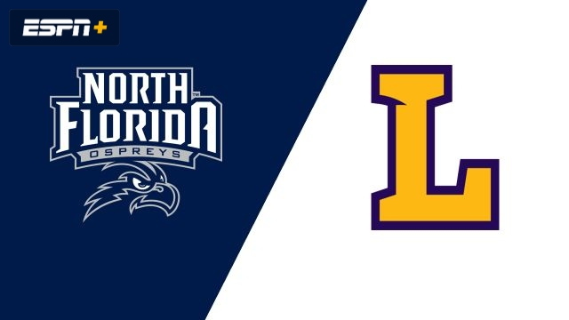 North Florida vs. Lipscomb (W Volleyball)