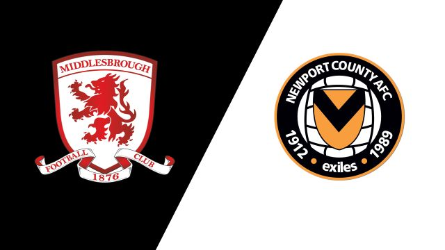 Middlesbrough vs. Newport County (Round #4) (FA Cup)
