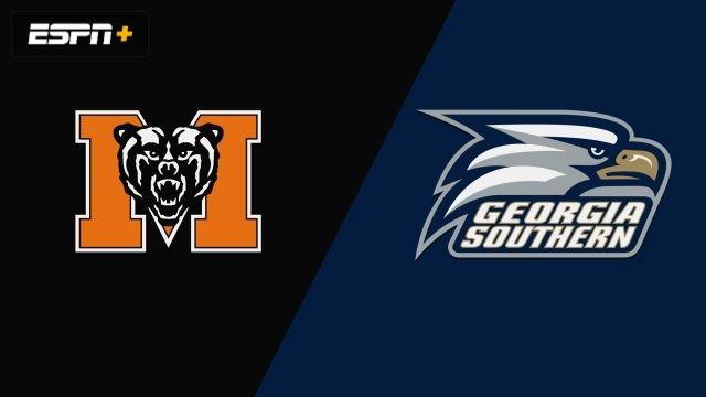Mercer vs. Georgia Southern (M Basketball)