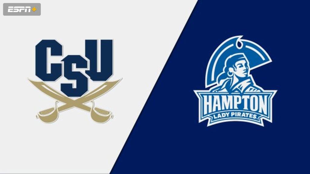 Charleston Southern vs. Hampton (W Soccer)