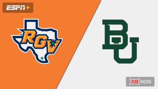 UT Rio Grande Valley vs. Baylor (Baseball)