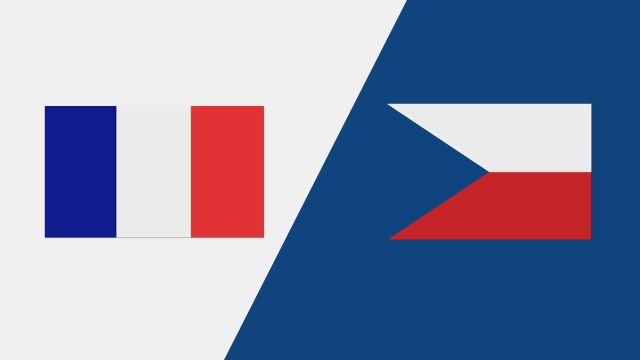 France vs. Czech Republic (2018 FIL World Lacrosse Championships)