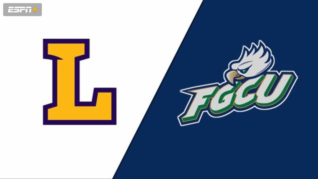 Lipscomb vs. Florida Gulf Coast (M Basketball)