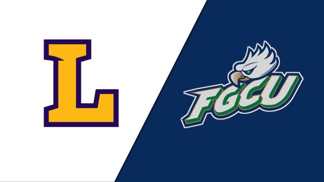 Lipscomb vs. Florida Gulf Coast (M Basketball)