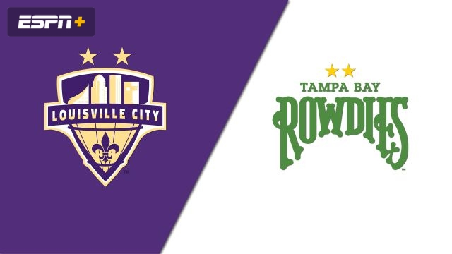 Louisville City FC vs. Tampa Bay Rowdies (USL Championship)