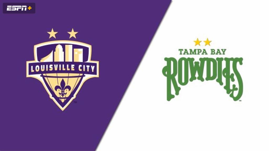 Louisville City FC vs. Tampa Bay Rowdies (USL Championship)