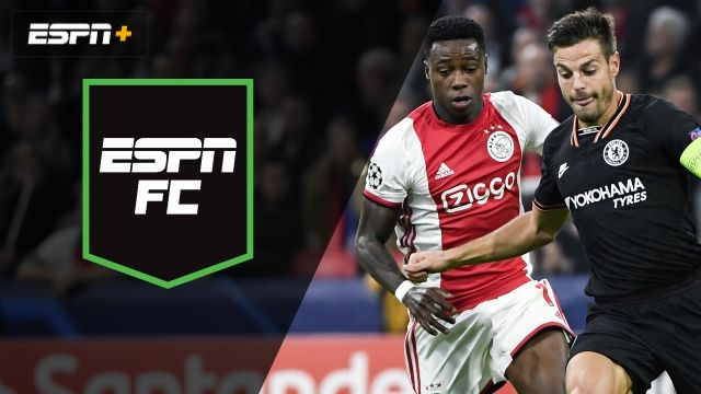 Wed, 10/23 - ESPN FC: Late drama in Amsterdam