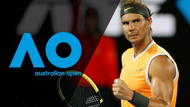 Wed, 1/16 - Australian Open Highlight Show