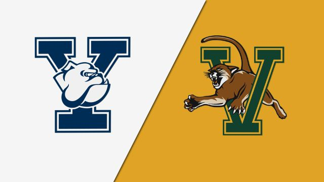 Yale vs. Vermont (M Basketball)
