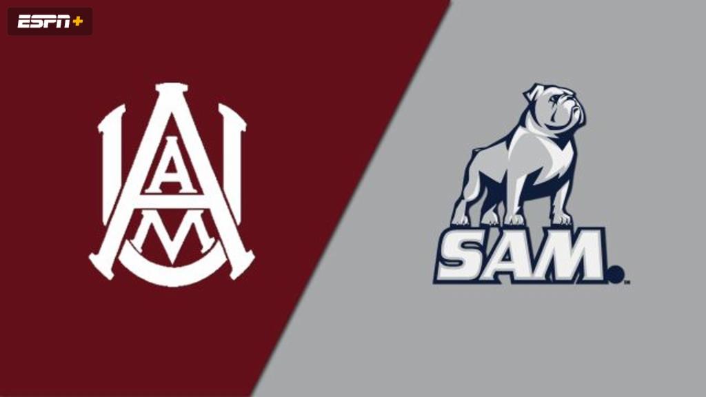 Alabama A&M vs. Samford (Baseball)
