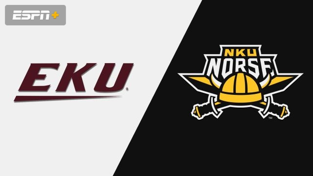 Eastern Kentucky vs. Northern Kentucky (M Basketball)